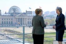 BREXIT – Premierul Theresa May si cancelarul german Angela Merkel au ajuns la un numitor comun in privinta variantei Brexit