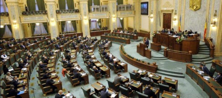Senatul Romaniei a votat Codul penal la foc automat. Votul decisiv il va da, saptamana viitoare, Camera Deputatilor