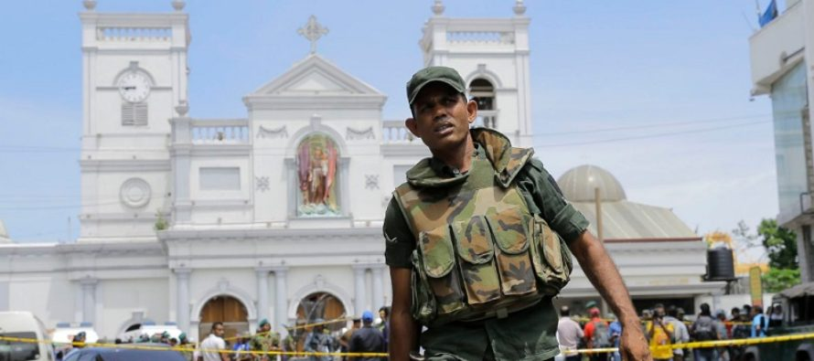 Atentate in Sri Lanka, in duminica Pastelui Catolic. Sute de morti si de raniti in atentate care au vizat biserici si hoteluri din capitala Colombo