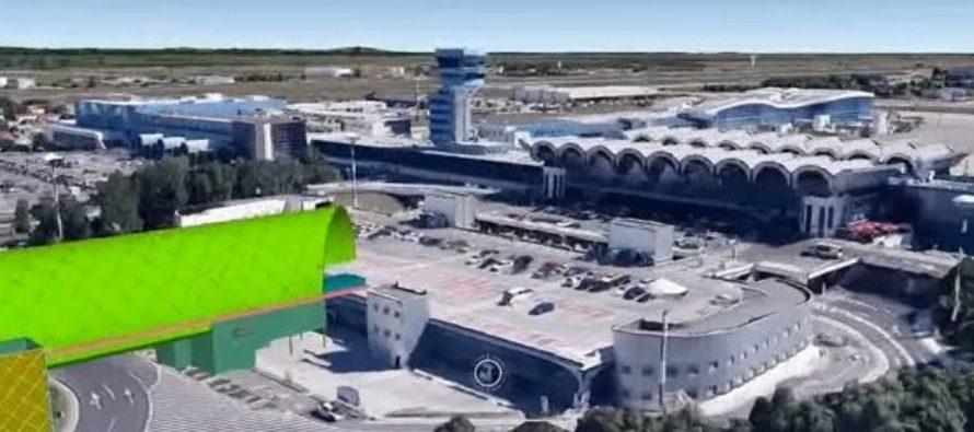 Legatura de cale ferata dintre Bucuresti si Aeroportul Otopeni nu va fi gata pana la EURO 2020, desi s-a dat unda verde pentru lucrari