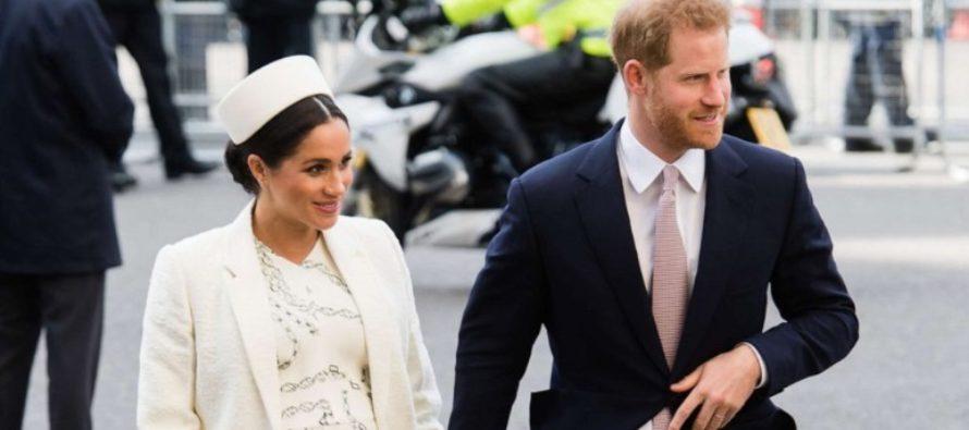 Meghan Markle a nascut un baiat! Palatul Buckingham a anuntat nasterea celui de-al optulea stranepot al reginei Marii Britanii