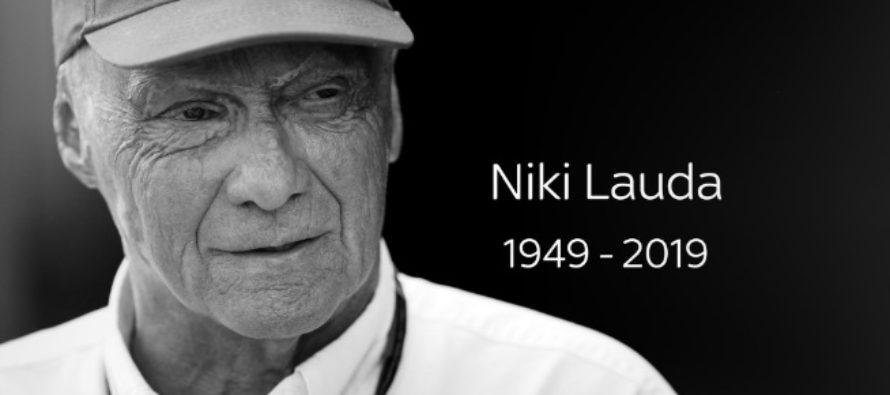 A murit Niki Lauda, fost multiplu campion de Formula 1. McLaren a transmis ca austriacul va ramane parte a istoriei acestui sport