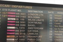 O cursa WizzAir Bucuresti – Londra inregistreaza o intarziere de peste 10 ore