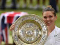 Simona Halep a castigat finala de la Wimbledon! Meciul cu Serena Williams scrie istorie pentru tenisul romanesc in capitala Marii Britanii!