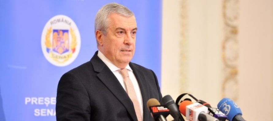 Coalitia PSD-ALDE s-a rupt. Tariceanu renunta la guvernare, la candidatura la prezidentiale si la sefia Senatului