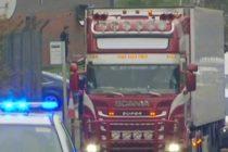 Camionul din Marea Britanie in care miercuri au fost gasite 39 de cadavre era inmatriculat in Bulgaria. Ce se stie pana acum