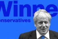 Partidul Conservator condus de Boris Johnson obtine o victorie zdrobitoare in Parlamentul de la Londra. Declaratiile lui Johnson la sediul sau de campanie din Uxbridge