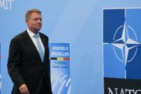 Summit NATO la Londra. Mesaj de unitate transmis de presedintele Romaniei, Klaus Iohannis