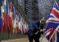 Consiliul European, prima institutie a UE care a retras steagul Marii Britanii