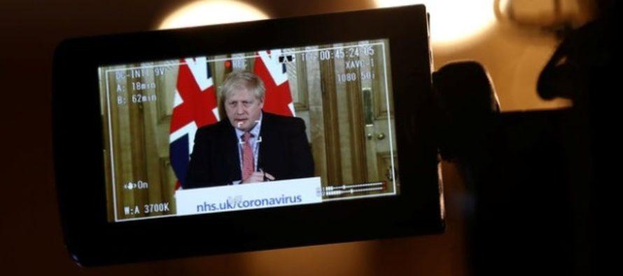 Anuntul lui Boris Johnson privind masurile de izolare care se vor aplica in Marea Britanie in urmatoarele doua luni