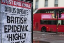 Bilantul coronavirusului in Marea Britanie a ajuns la 10 morti si 590 de cazuri de infectare