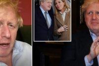 Boris Johnson a fost internat in spital, la 10 zile dupa ce a fost depistat pozitiv cu coronavirus