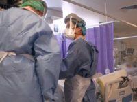 Site-urile tabloidelor din Marea Britanie se intrec in a arata imagini cu pacienti care mor de coronavirus fara ca doctorii sa poata face ceva. FOTO