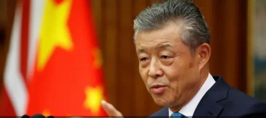 China a avertizat Marea Britanie sa nu dezvolte un nou Razboi Rece dupa ce Boris Johnson a sustinut organizarea unei anchete care sa stabileasca originea noului coronavirus