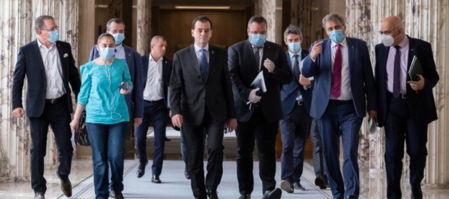 Romania intra in stare de alerta, de joi, in baza OUG 21. Premierul: Masurile vor avea caracter de obligativitate