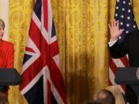 Trump ajunge, joi, in Marea Britanie. Ambasada SUA a emis o avertizare pentru americanii aflati la Londra