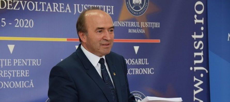 OUG pe legile justitiei a fost adoptata de Guvernul Romaniei. Ministrul Justitiei nu a mers la Comisia de la Venetia pentru a cere aprobare