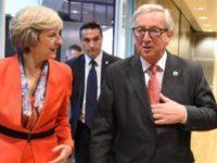 Presedintele Comisiei Europene recomanda un summit UE, dupa ce guvernul de la Londra a aprobat proiectul de acord privind Brexitul