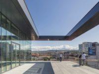 Marea Britanie a premiat proiectul unei cladiri de birouri din Cluj. In premiera in Europa de Est, cladirea distribuie aer prin pardoseala