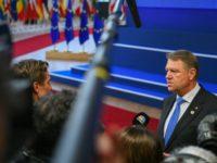 "Presedintele Iohannis a declarat la Bruxelles ca sunt trei variante de Brexit. ""Toti vrem sa-i ajutam, dar trebuie sa ajunga odata la o concluzie"""