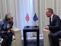 BREXIT. Concluzia UE dupa intalnirea cu Theresa May de la Bruxelles: Plan in doua parti privind iesirea Marii Britanii din UE