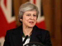 Theresa May a anuntat la Londra posibilitatea unui nou referendum privind Brexit