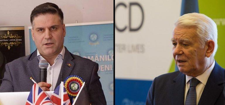 Presedintele Federatiei Romanilor de Pretutindeni: Teodor Melescanu trebuie sa-si dea demisia de la Ministerul de Externe. Zeci de mii de romani din diaspora nu au putut vota