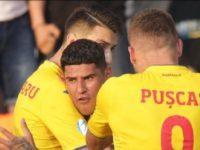 Tricolorii mici au scris o noua fila de istorie in fotbal. Romania U21 a invins Anglia cu 4-2 si are sanse mari sa intre in semifinale