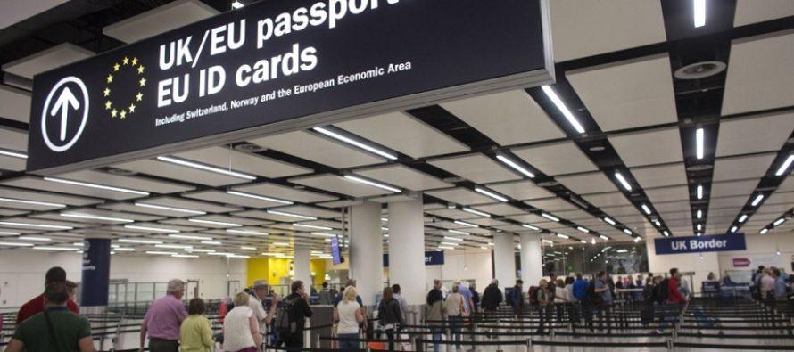 Marea Britanie va deporta cetatenii UE care nu au aplicat la timp pentru a primi statut de sedere dupa Brexit