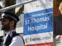 Boris Johnson raspunde la tratamentul pentru coronavirus, insa ramane sub monitorizare atenta la Spitalul St. Thomas din Londra